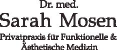 Privatpraxis von Dr. med. Sarah Mosen